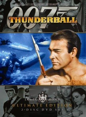 007 TRAVELERS: 007 Film: Thunderball (1965)