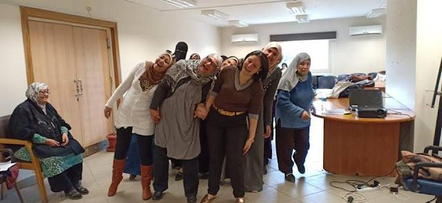 """انطلاق أولى فعاليات """"مبادرة يوجا الضحك"""" من أيادي المستقبل بالأسكندرية"""