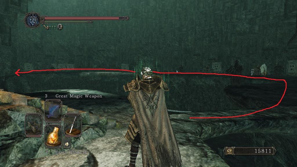 Lightningxii World Gamer ���ทสรุป Dark Souls Ii Doors Of