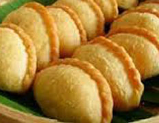 Resep praktis (mudah) kue panada spesial (istimewa) khas manado enak, legit, gurih, sedap, nikmat lezat