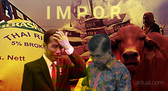 'Jokowi Raja Impor?' Di Week Selasaan