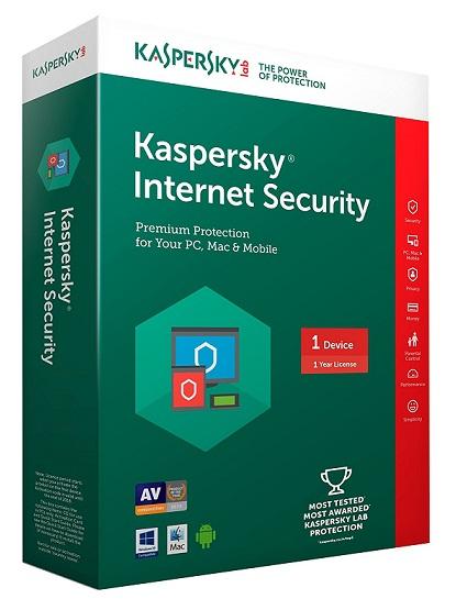 Softek IT Consult: Kaspersky Internet Security 2019 + Trial