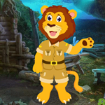 Games4King Funny Lion Res…