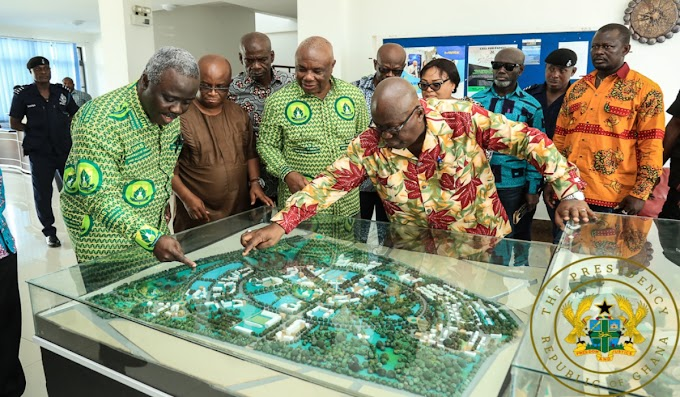 """Cattle Ranch To Deal With Fulani Menace Set-Up In Afram Plains"" – President Akufo-Addo"