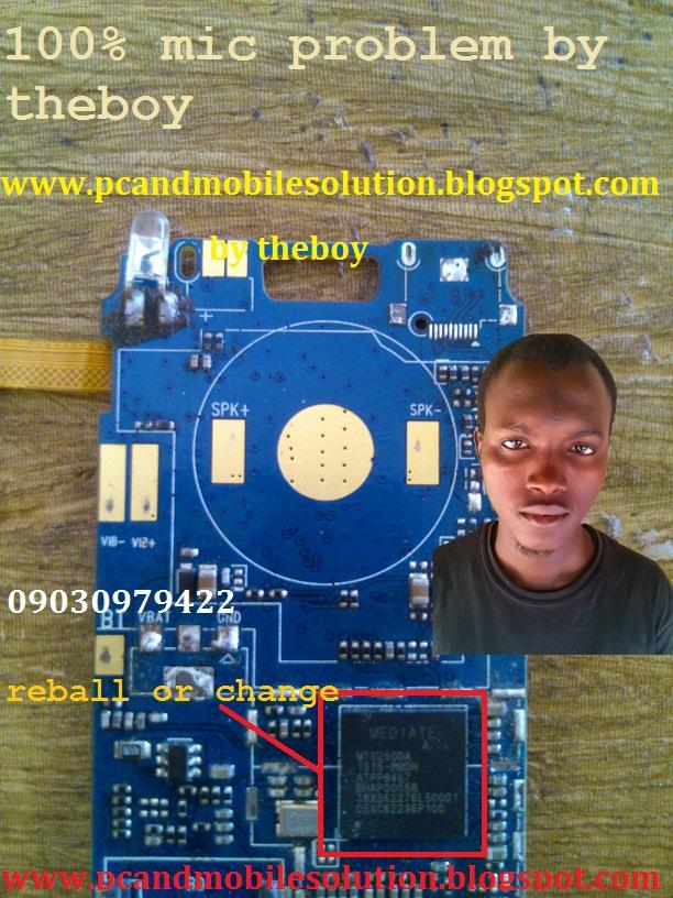 TECNO T340 MIC SOLUTION - Jumare's blog