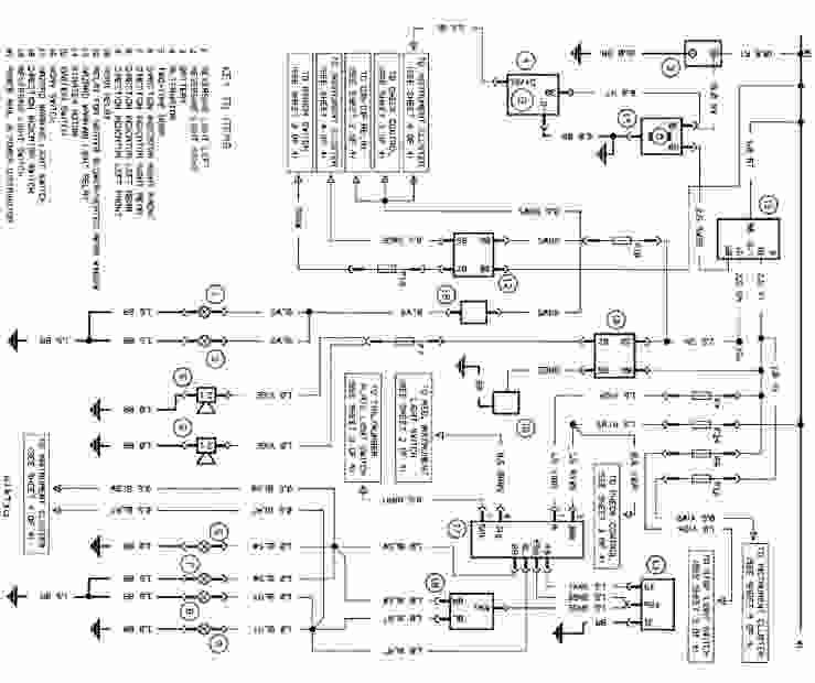 BMW e28 wiring diagram diagram wiring diagrams for diy car repairs 1982 bmw e21 jetronic wiring diagram at panicattacktreatment.co