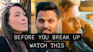 Before You Break Up Watch This - Motivation with Jay Shetty [VIDEO]