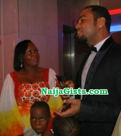 ramsey nouah married cameroonian
