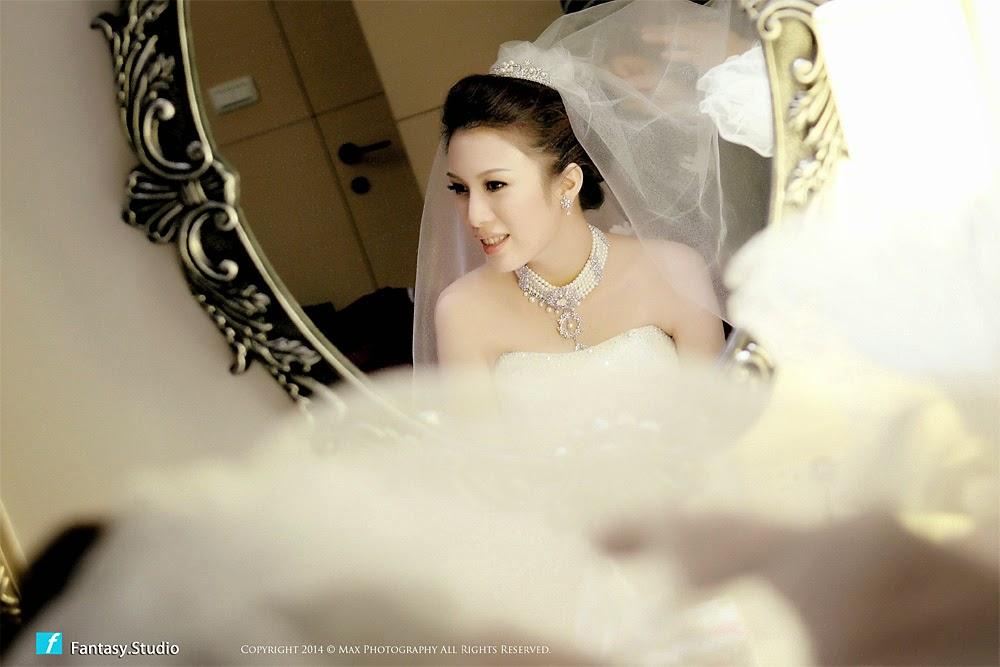 台中婚攝 - 筠絨 & 演霈  wedding story in 君庭婚宴廣場