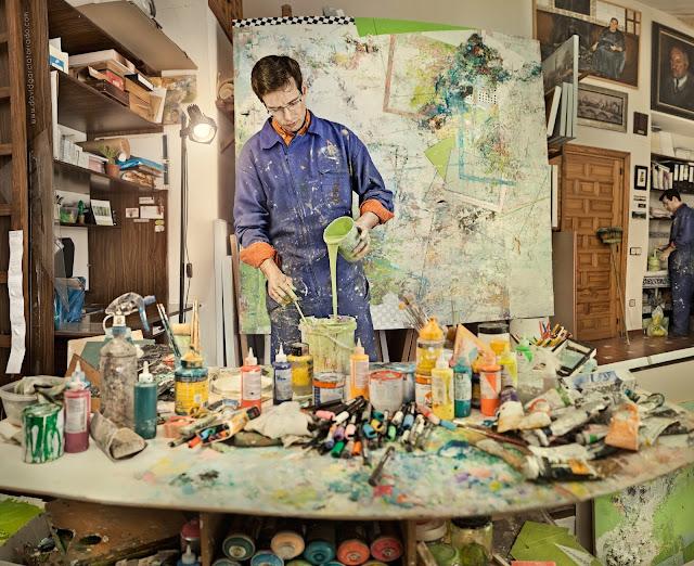 Albano-hernandez-pintor-premio-bmw-revista-esquire-retrato-david-garcia-torrado-fotografo-madrid-asturias