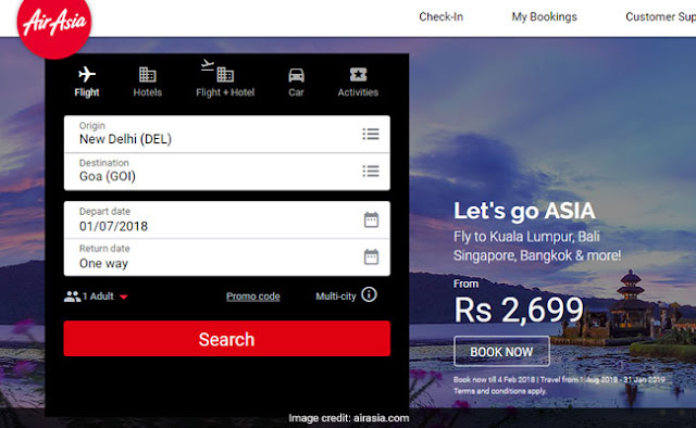 Now Air India is offering Air Travel in just Rs 2,699, Great Offers