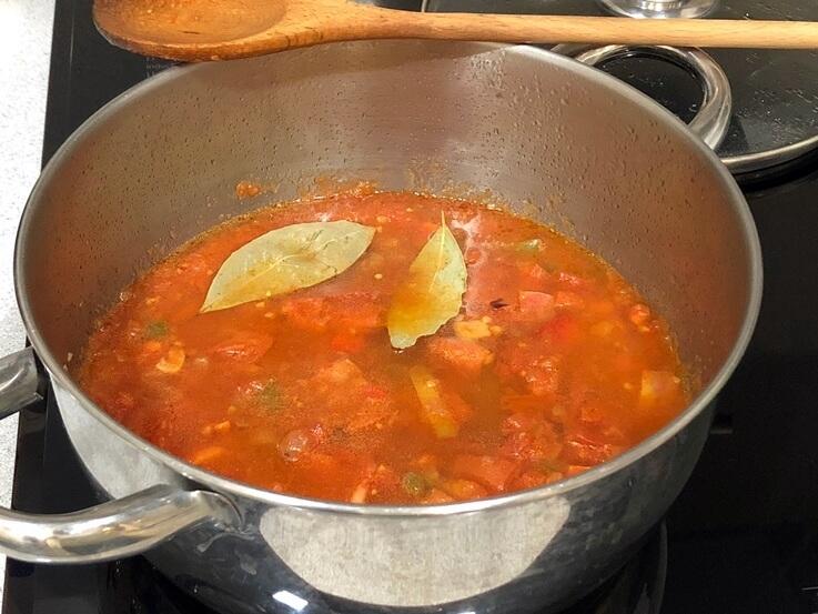 Sopas de tomate