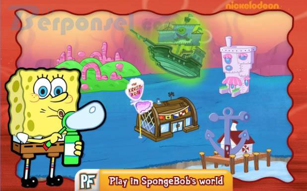spongebob squarepanst Terpopuler