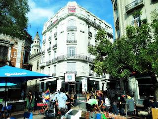 Feira da Plaza Dorrego, Buenos Aires