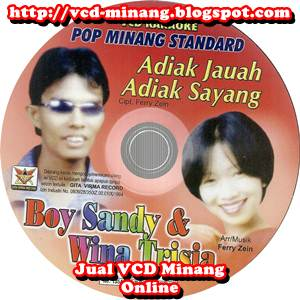 Boy Shandy & Wina Trisia - Adiak Jauh Adiak Sayang (Full Album)