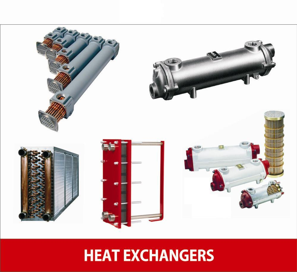 Heliflow Heat Exchanger Coil Type Manufacturers Delhi