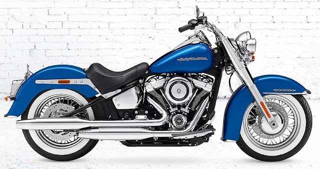 Harley Davidson Softail Deluxe india