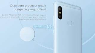 Xiaomi Mi A2 Lite (Redmi 6 Pro) - Spesifikasi Lengkap Smartphone