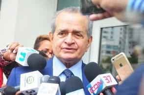 Franklin Almeyda agradece al presidente Danilo Medina el haberlo destituido