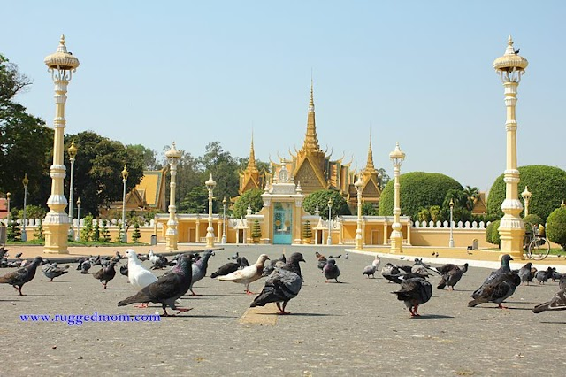 Cambodia | Di mana nak shopping di Phonm Penh?