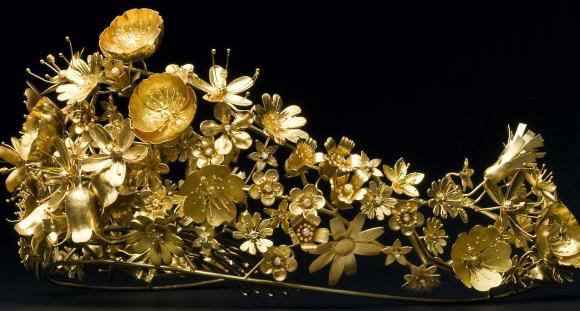 Queen Margrethe Denmark Naasut Tiara Nicholas Appel
