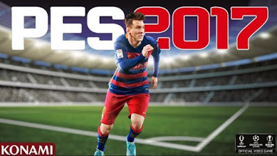Download PES 2017 Pro Evolution Soccer Latest Android Mod apk