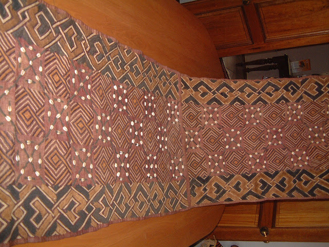 Finest African Textiles│Kuba Cloth 2