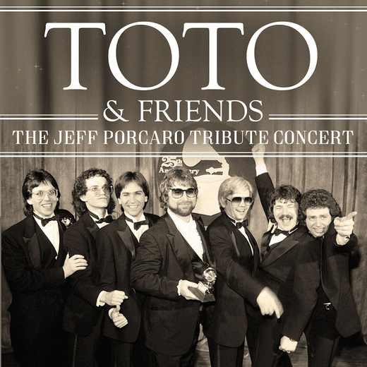 TOTO & Friends - The Jeff Porcaro Tribute Concert (2017) full