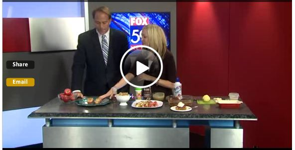 fox59 apple treats by simply designing