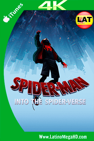 Spider-Man: Un Nuevo Universo (2018) Latino Ultra HD WEB-DL 2160P - 2018