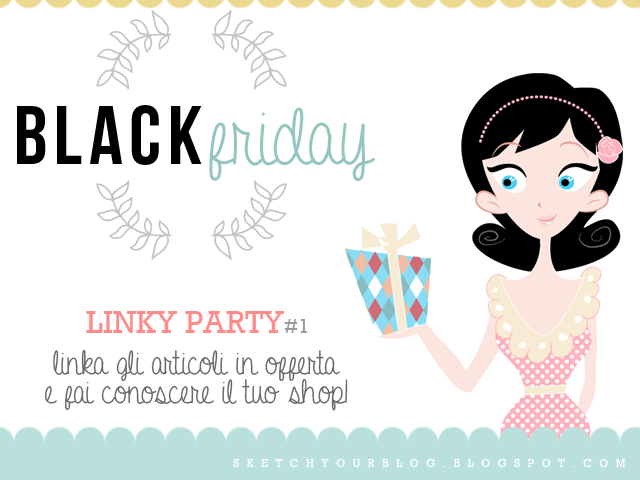 Black Friday Linkt Party #1