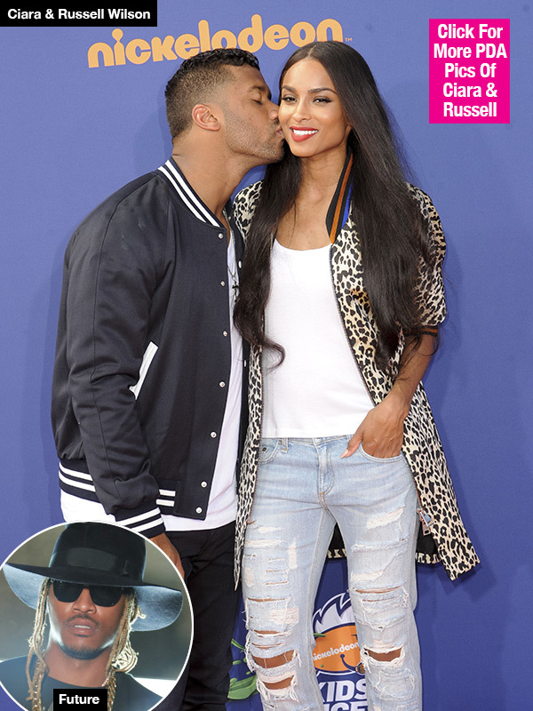 Future Speaks Out On Ex Ciara & Russell Wilson's Relationship: Is He Happy For Them?