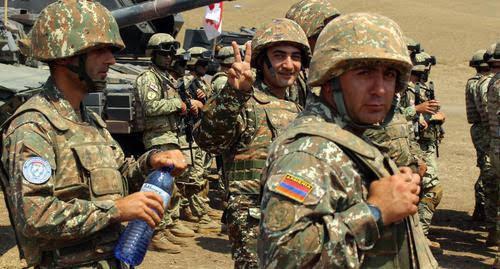"Armenia manda oficiales a ""Worthy partner-2018"" de la OTAN en Georgia"