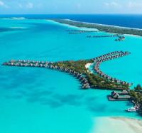 ✈St.Regis Bora Bora