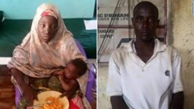 I want to go back to my Boko Haram husband - Escaped Chibok girl
