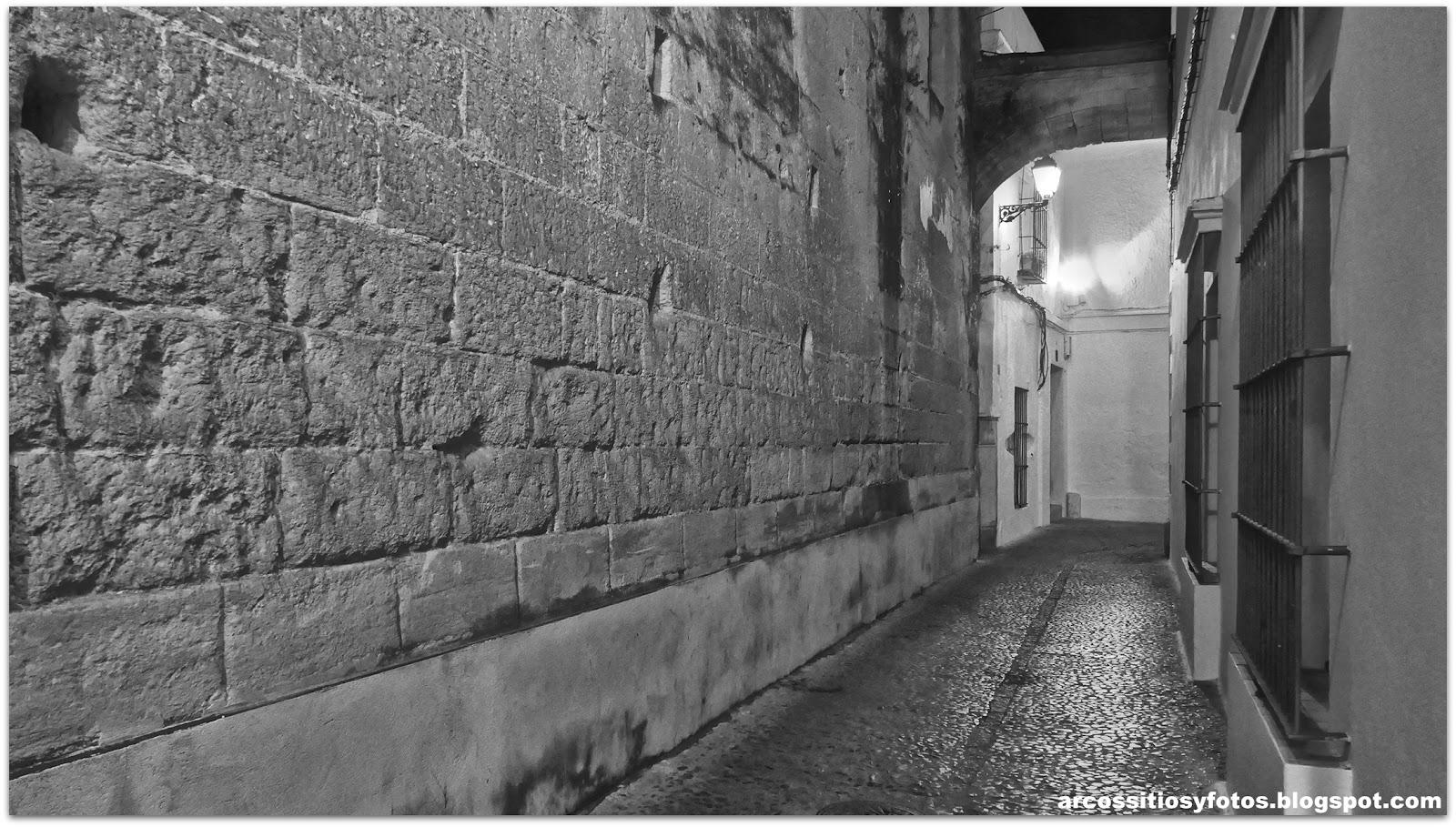 Arcos sitios y fotos calle nu ez de prado for Calle prado de la iglesia guadarrama