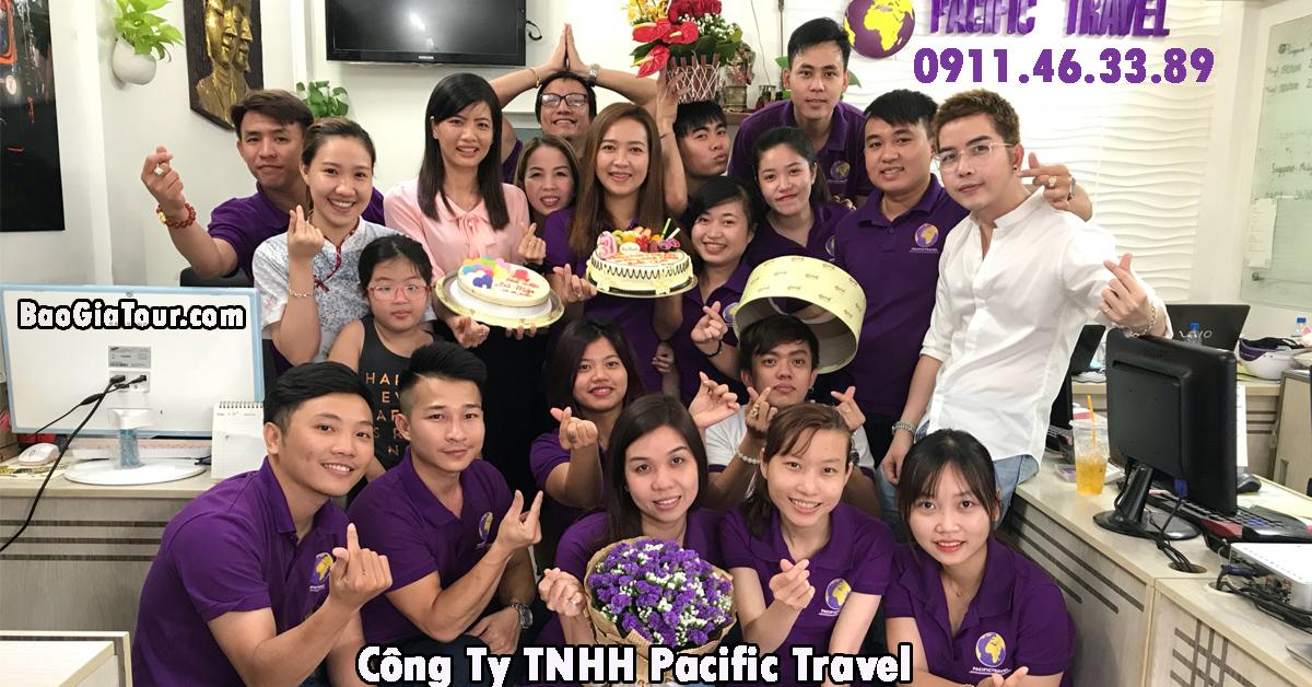 Công ty TNHH Pacific Travel chuyên tour Thái Lan giá rẻ