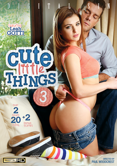 Capa Cute Little Things 3 (2016) Porno Torrent 720p 1080p 4k Baixar
