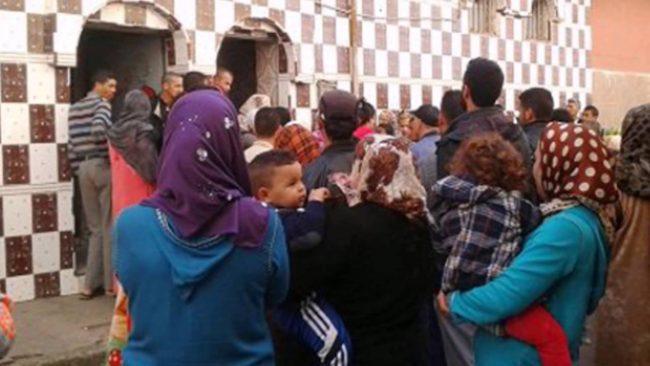 القبض على سائحة فرنسية التقطت صور لنساء عاريات داخل حمام شعبي بمراكش.