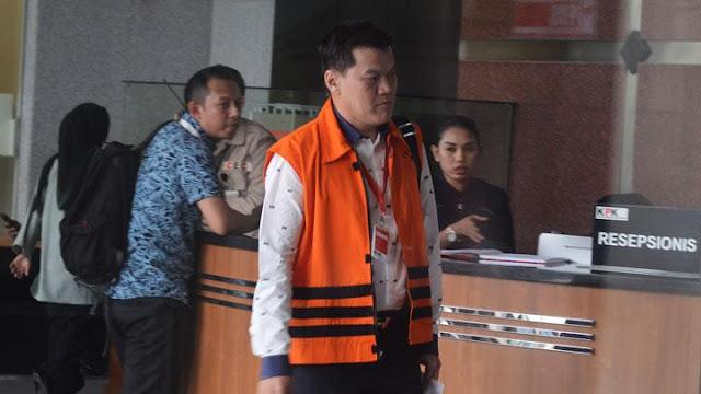 Pengacara Setya Novanto Tantang Andi Narogong Buktikan Keterlibatan Setya Novanto di Kasus E-KTP, Bilang: ..Belajarlah Bicara Hukum yang Benar