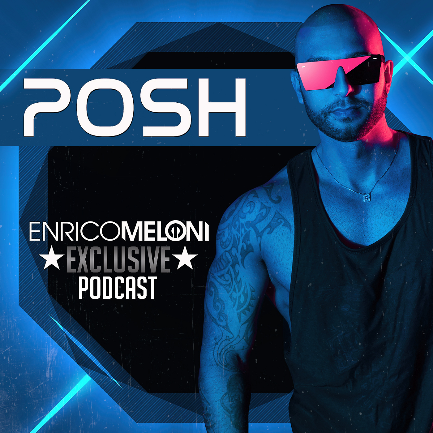 ENRICO MELONI - POSH (Exclusive Promo Set)