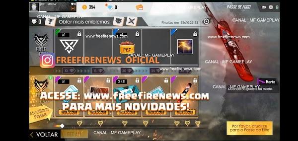 Bocoran Elite Pass Season 13 Garena Freefire