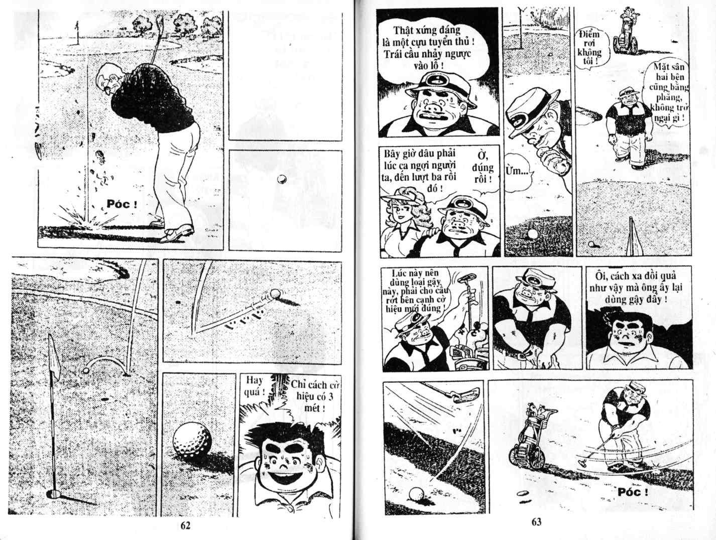Ashita Tenki ni Naare chapter 1 trang 29