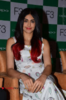 Bollywood Actress Adah Sharma Pos in White Printed Short Dress at OPPO F3 Plus Selfie Expert Mobile Launch .COM 0014.jpg