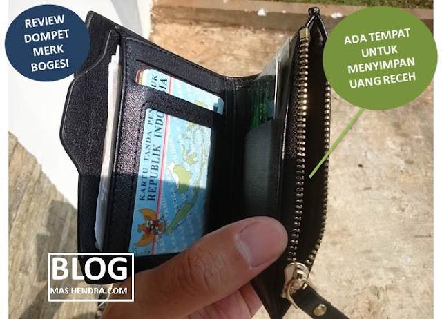 Review Dompet Pria Merk Bogesi - Blog Mas Hendra
