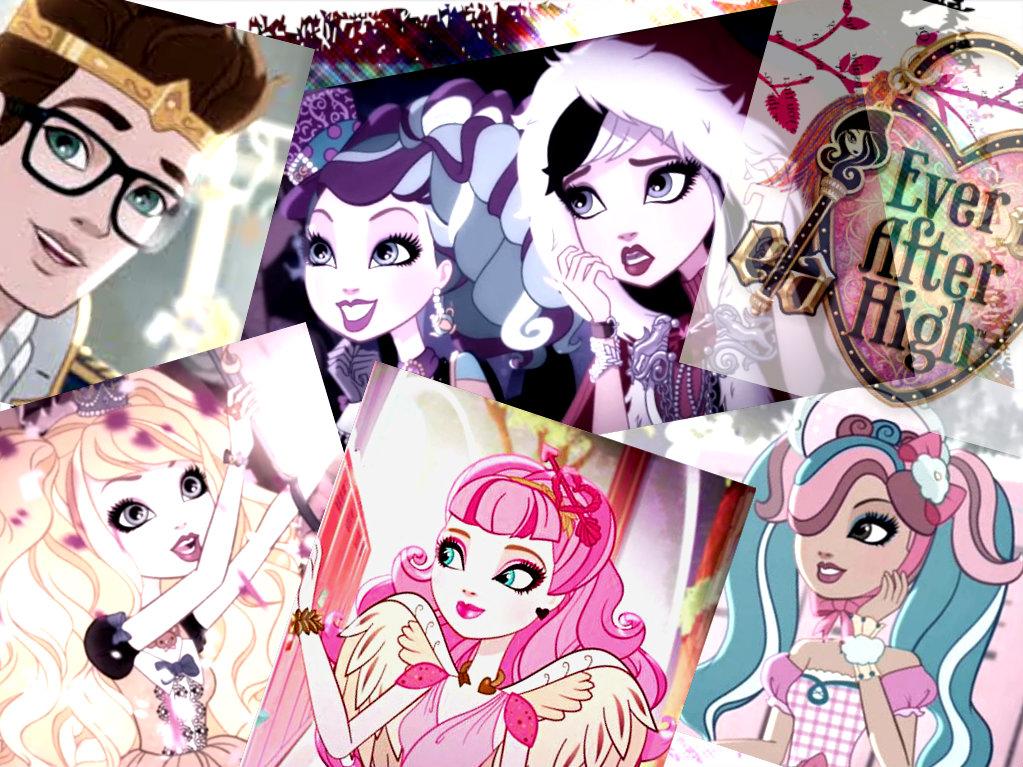 Las 1000 historias de Patuziin: Monster High & Ever After High Wallpapers