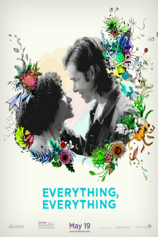 Everything, Everything [2017] [DVDR] [NTSC] [CUSTOM BD] [Latino]