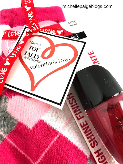 Totally Awesome Valentine's Day printable @michellepaigeblogs.com
