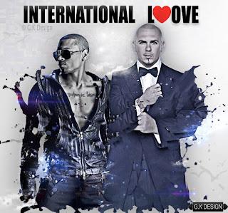 pitbull and chris brown international love download