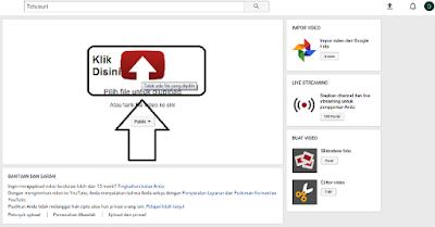 daftar akun adsense youtube